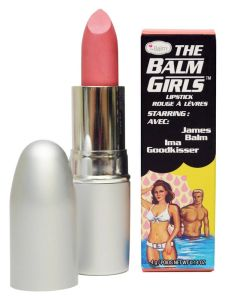 The Balm Girls Lipstick - Ima Goodkisser