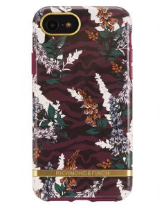 Richmond And Finch Floral Zebra iPhone 6/6S/7/8 Cover