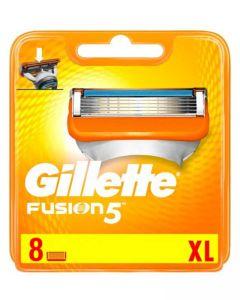 Gillette Fusion5 8 pak