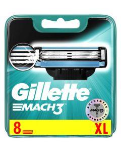 Gillette Mach3 XL Pack - 8 pak