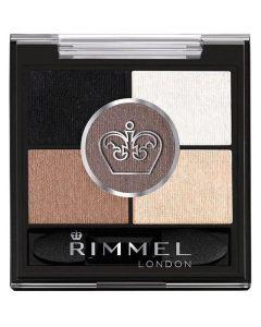 Rimmel Glam'Eyes 5 Colour Eye Shadow - 023 Foggy Grey