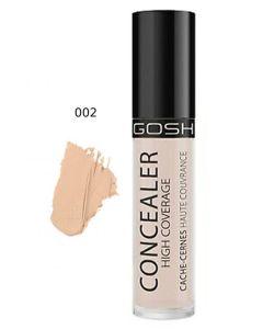 Gosh Concealer High Coverage 002 Ivory