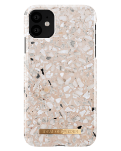 iDeal Of Sweden Cover Greige Terazzo iPhone 11/XR