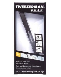 Tweezerman G.E.A.R Multi-Use Nail Tool