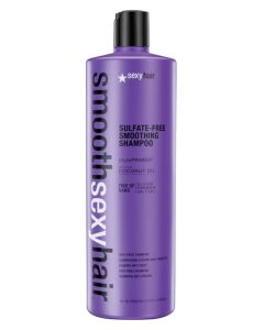 Smooth Sexy Hair Sulfate-Free Smoothing Shampoo 1000 ml