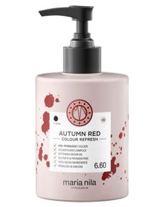 Maria Nila Colour Refresh - Autumn Red 6,60 300 ml