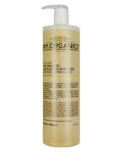MY.ORGANICS - The Organic Exfoliating Shampoo Neem And Lemon 1000 ml