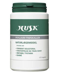 HUSK® Psyllium-Frøskaller Kapsler