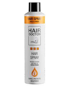 Hair Doctor Hair Spray Extra Strong 400ml