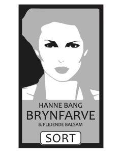Hanne Bang Brynfarve Sort