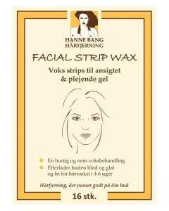 Hanne Bang Facial Strip Wax