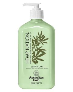 Australian Gold Hemp Nation Agave & Lime Moisturizer