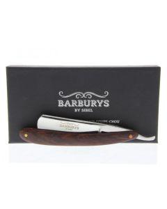 Barburys Straight Razor Bonus Wood Ref. 7740012