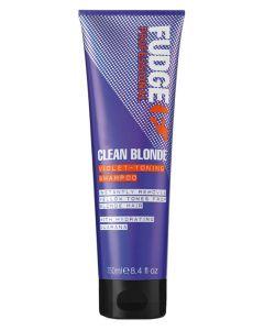 Fudge Clean Blonde Violet-Toning Shampoo (N) 250 ml