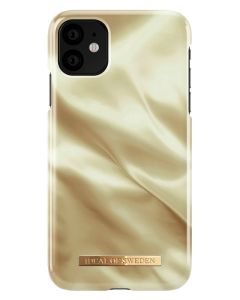 iDeal Of Sweden Cover Honey Satin iPhone 11/XR