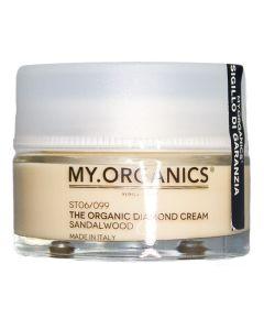 MY.ORGANICS - The Organic Diamond Cream 50 ml