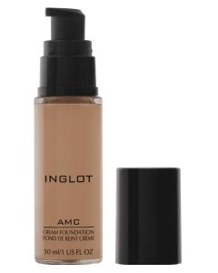 Inglot AMC Cream Foundation LW500 30ml