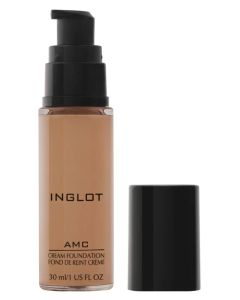 Inglot AMC Cream Foundation MW101 30ml