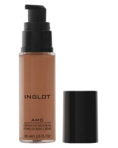 Inglot AMC Cream Foundation MW105 30ml