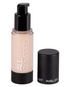 Inglot All Covered Face Foundation LW001