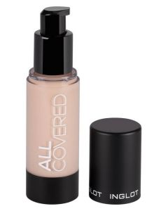 Inglot All Covered Face Foundation LW002