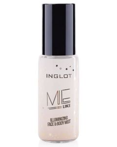 Inglot Me Like Illuminizing Face & Body Mist - Moscow Mule 301