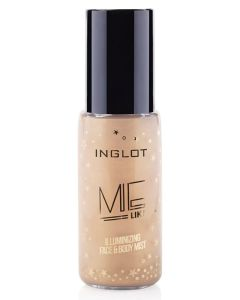 Inglot Me Like Illuminizing Face & Body Mist - Pisco Sour 303