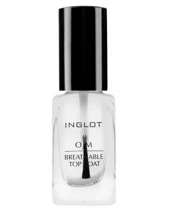 Inglot O2M Breathable Nail Enamel Top Coat