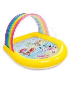 Intex-Rainbow-Arch-Spray-Pool