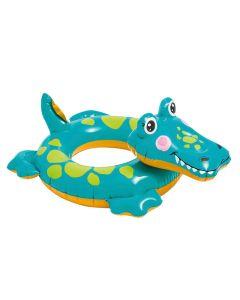Intex Deluxe Krokodille Badering