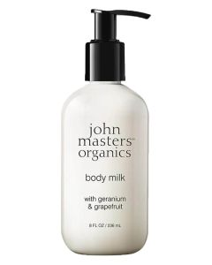 John Masters Geranium & Grapefruit Body Milk 236ml