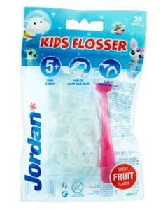 Jordan Kids Flosser Pink 5+