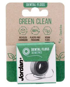 Jordan Green Clean Dental Floss