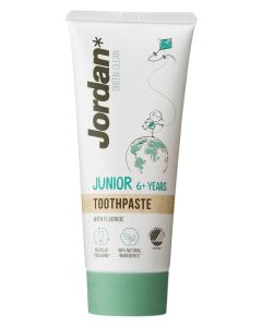 Jordan Green Clean Toothpaste Junior 6+