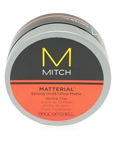 Paul Mitchell Mitch Matterial Strong Hold/Ultra Matte Styling Clay