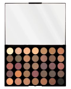 Makeup Revolution Pro HD Amplified 35 Palette Luxe 30g