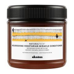 Davines Natural Tech Nourishing Vegetarian Miracle Conditioner 250ml