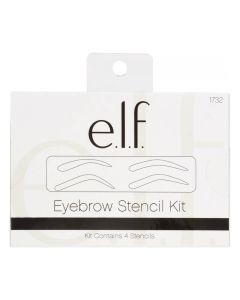 Elf Eyebrow Stecil Kit - 4 stk (1732)