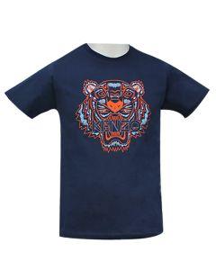 Kenzo Classic Tiger T-Shirt Blå L
