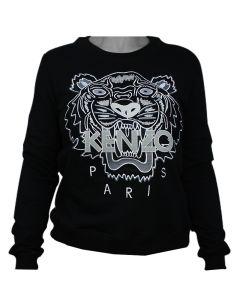 Kenzo Tiger Sweatshirt Black/White L