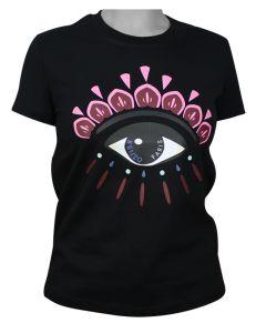 Kenzo Tiger Womans T-shirt Eye L