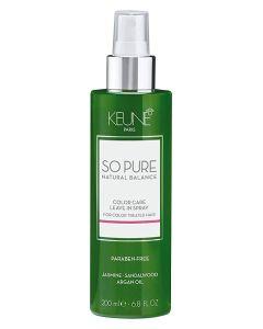 Keune So Pure Color Care Leave-In Spray