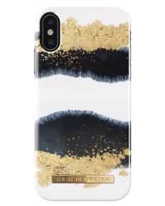 iDeal Of Sweden Cover Gleaming Licorice iPhone X/XS