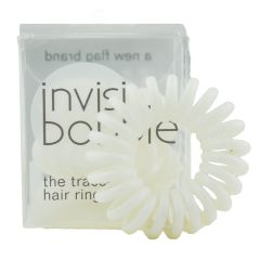 Invisibobble - Hvid 3 stk.