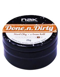 NAK Done.n.Dirty Hard Clay 25g