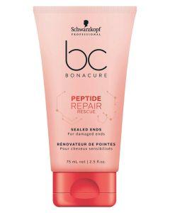 BC Bonacure Peptide Repair Rescue Sealed Ends (N) 75 ml