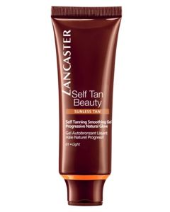 Lancaster Self Tan Beauty Sunless Tan Smoothing Gel 01 Light 50ml