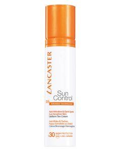 Lancaster Sun Control Anti-Wrinkle & Dark Spots Cream SPF30 50ml