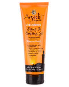 Agadir Argan Oil Volumizing Styling & Sculpting Gel Extreme Hold 246g