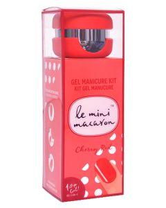 Le-Mini-Macaron-Gel-Manicure-Kit-Cherry-Red